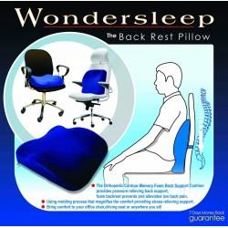 Wondersleep Back Rest Pillow