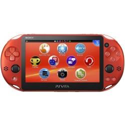 PS Vita Playstation Vita New Slim Model-PCH-200 (Silver)