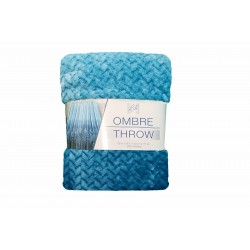 Life Comfort Ombre Throw