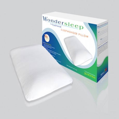Wondersleep Traditional Pillow