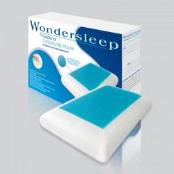 Wondersleep Traditional Cooling Gel Memory Pillow