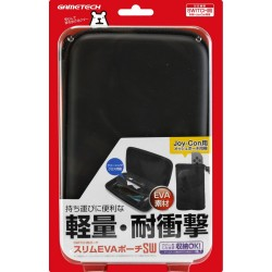 Slim EVA Pouch for Nitendo Switch (Black)