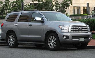 Toyota Sequoia 2008 Used